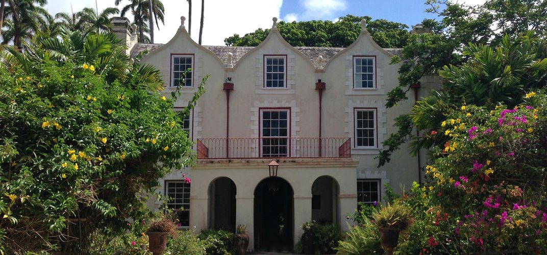 St Nicholas Abbey in Barbados