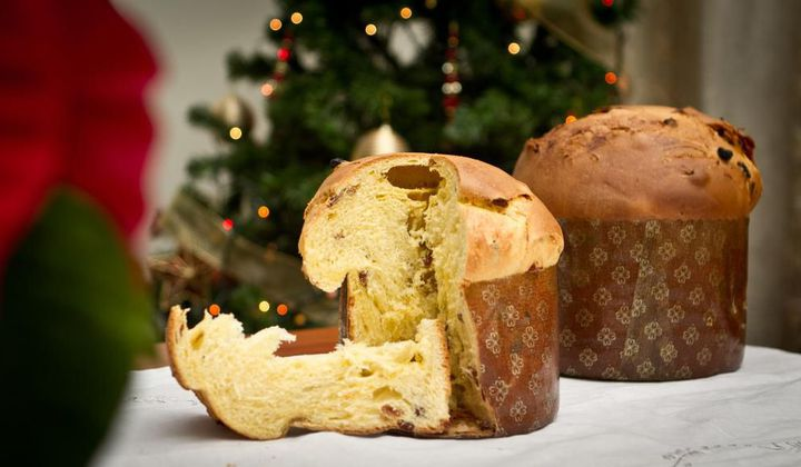 A Culinary History of Panettone