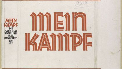 Germans un-Kampf-ortable With Reissue of Hitler's Tome
