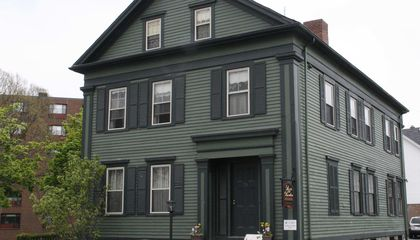 The House Where Lizzie Borden's Family Was Murdered Is Up for Sale