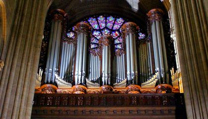 Inside the Monumental Effort to Restore Notre-Dame's Grand Organ
