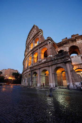 Secrets Of The Colosseum History Smithsonian