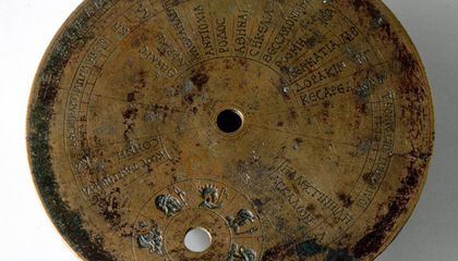 Early Tech Adopters in Ancient Rome Had Portable Sundials