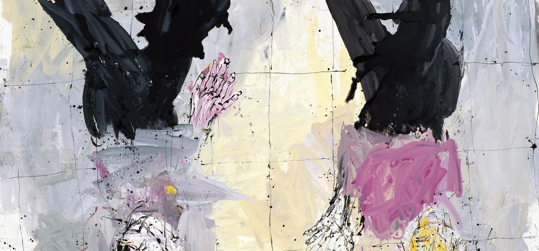 Caption: The Topsy-Turvy Worldview of Georg Baselitz
