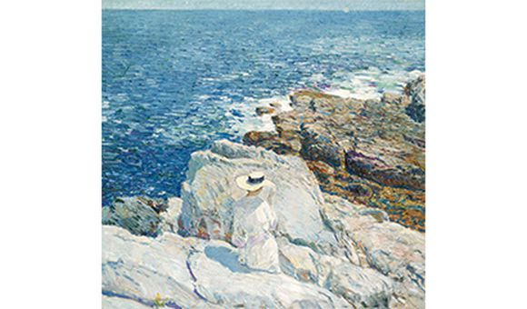The South Ledges, Appledore, 1913