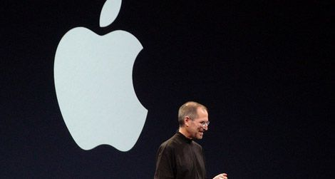 Steve Jobs -- no longer the CEO at Apple