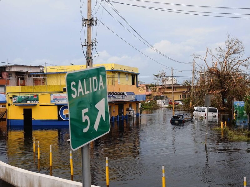 Bacterial Infections Spread in Storm-Ravaged Puerto Rico and Texas