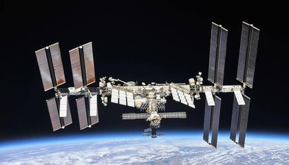 Drug-Resistant Bacteria Found on International Space Station Toilet