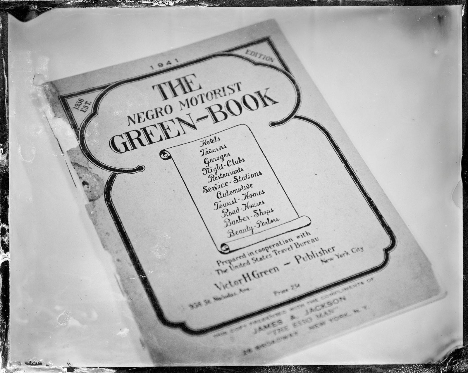 How the Green Book Helped African-American Tourists Navigate