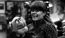 The Woman Behind Miss Piggy
