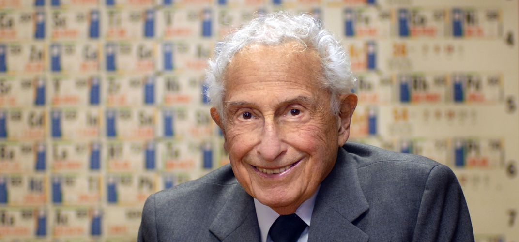 Caption: Why Stanford Ovshinsky Should Be a Household Name