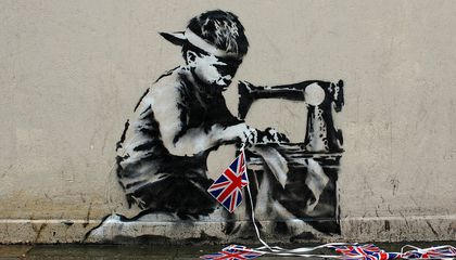 Who Owns This Half-Million Dollar Banksy Mural?