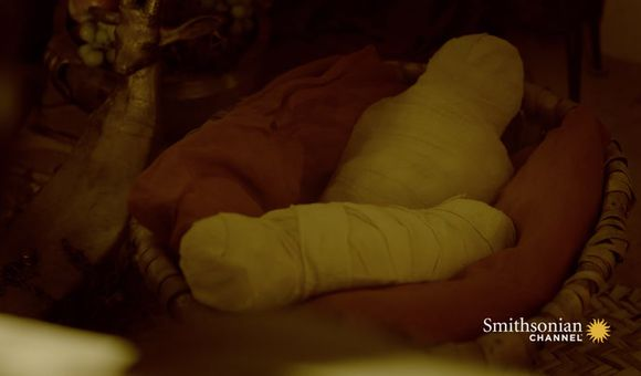Preview thumbnail for video'Why Were Mummified Babies Found in Tutankhamun's Tomb?