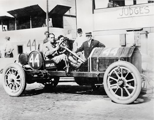 One Hundred Years of the Indy 500 | History | Smithsonian Magazine