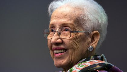 NASA Dedicates New Facility to Katherine Johnson, the Pioneering Mathematician of 'Hidden Figures'