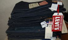 Jeans stack