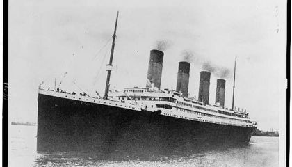 You Can Buy the Violin That Played the Titanic Out