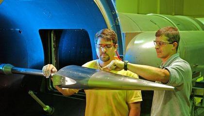 Today's Hypersonic Weapons Could Lead to Tomorrow's Mach 5 Airliners