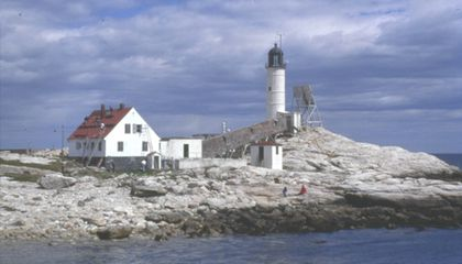 New Hampshire - Landmarks and Points of Interest