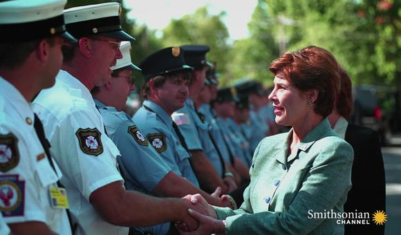 Preview thumbnail for video'How 9/11 Altered Laura Bush's Role as First Lady