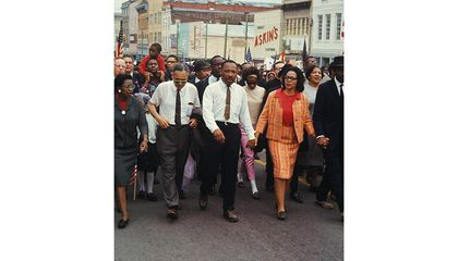 The Radical Paradox of Martin Luther King's Devotion to Nonviolence