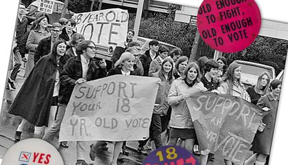 How Young Activists Got 18-Year-Olds the Right to Vote in Record Time