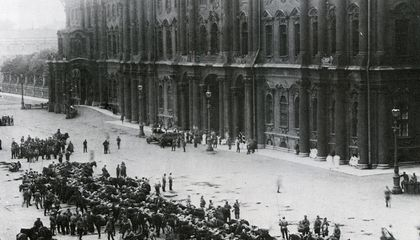 On the Eve of the Russian Revolution, a Palace Coup Seemed Inevitable, But Where Would it Come From?