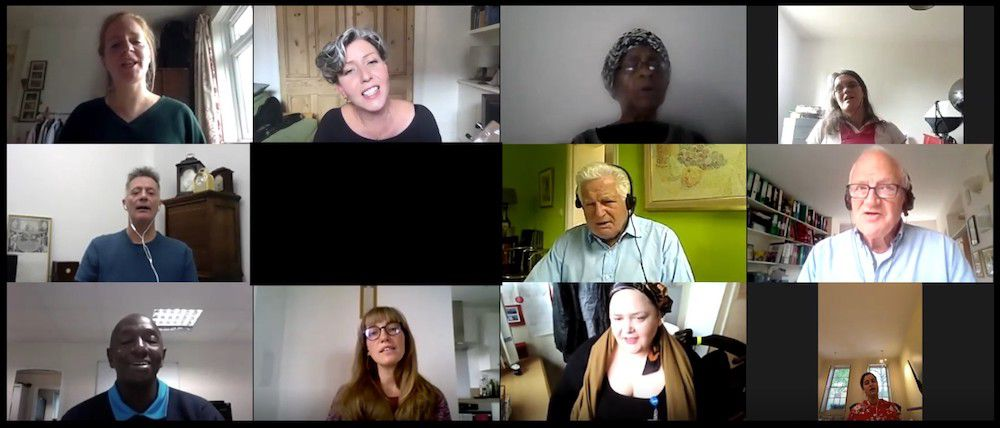 How Opera Singing Is Helping Long-Haul Covid-19 Patients Recover