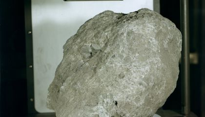 An Ancient Rock From Earth—Found on the Moon