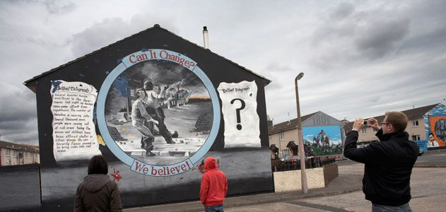 In Northern Ireland, Getting Past the Troubles | Travel | Smithsonian