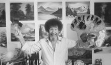 New Investigation Answers Pressing Question: Whatever Happened to All of Bob Ross' Paintings?