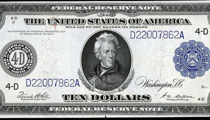 Andrew Jackson Wasn T Always On The 20 Bill Smart News