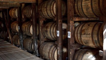 There's More Bourbon in Kentucky Right now Than any Other Time in the Last 40 Years