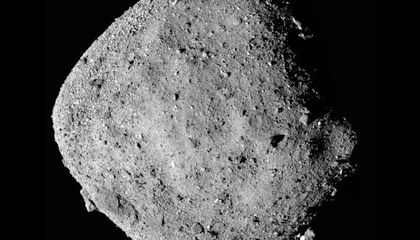 Asteroid Bennu Could Shed Light on How Ingredients for Life Reached Earth