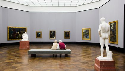 How Museums Are Helping People With Memory Loss