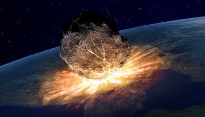 New Research of Impact Crater Blows Away Previous Estimates on Its Age