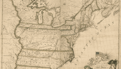 Even in 1784 America, It Was Impossible to Make a Map Without Infuriating Someone