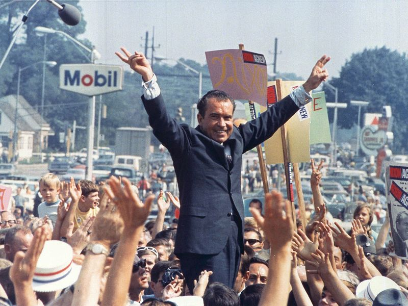 Notes Indicate Nixon Interfered With 1968 Peace Talks Smart News