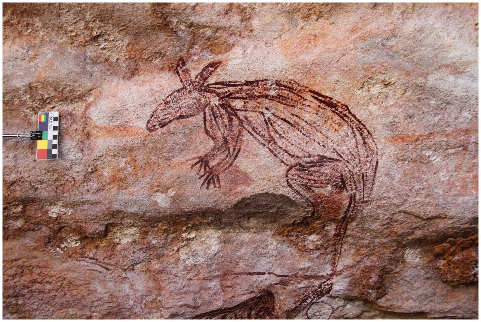 Newly Documented Aboriginal Rock Art Is 'Unlike Anything Seen Before'