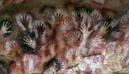 Ancient Women Artists May Be Responsible for Most Cave Art