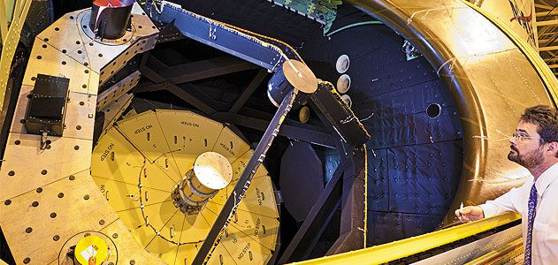 Thomas Keilig manages SOFIA's telescope and science instruments.