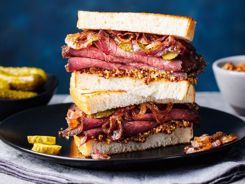The History of Five Uniquely American Sandwiches