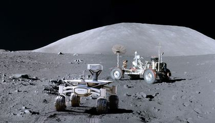 4G Coverage Bound for the Moon in 2019