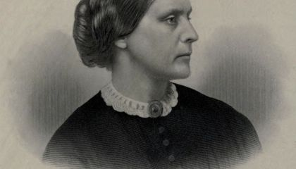 "Image: Why women bring their ""I Voted"" stickers to Susan B. Anthony's grave"