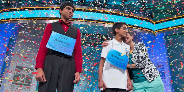 National Spelling Bee ends in a tie