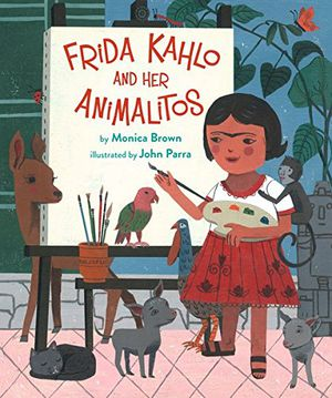Preview thumbnail for 'Frida Kahlo and Her Animalitos
