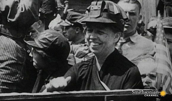 Preview thumbnail for video'Eleanor Roosevelt's Surprising Connection to a Dire Town