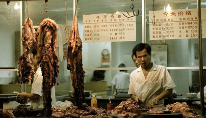 Will China's Growing Appetite for Meat Undermine Its Efforts to Fight Climate Change?
