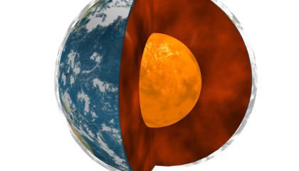 Clues for Earthquake Prediction May Be Hiding in Earth's Molten Core
