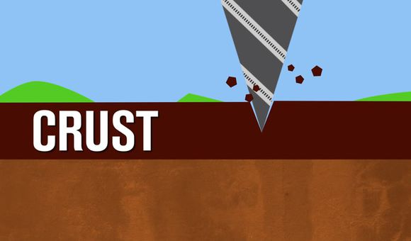 Preview thumbnail for video'TweenTribune: What's the Deepest We've Ever Dug Into the Earth?